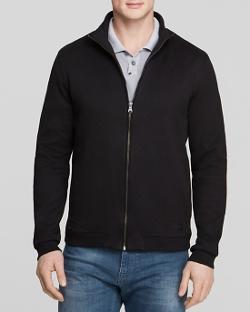 Boss Hugo Boss  - Prezza Signature Pattern Full Zip Jacket