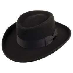Jaxon Hats  - Wool Gambler Hat