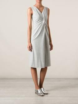 Jil Sander - Gathered Shift Dress