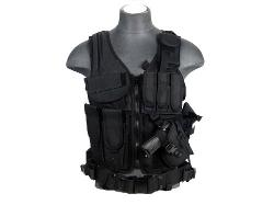 Lancer  - Tactical Ca-310b Cross Draw Vest