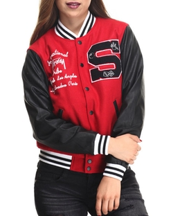 Stussy - Lettermans Jacket