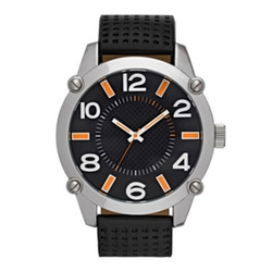 JCPenny - Black Strap Watch