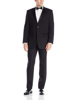 Perry Ellis - Black Tuxedo Suit