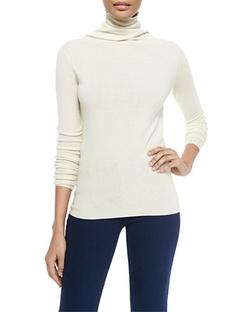 Joie  Cenelle  - Wool/Silk Turtleneck Sweater