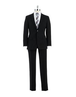 Hugo Boss - Pasolini Model Classic Fit Black Suit