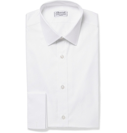 Charvet - Royal Slim-Fit Cotton Oxford Shirt