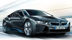 BMW - i8 Coupe