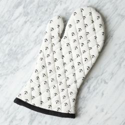 West Elm - Anchor Oven Mitt