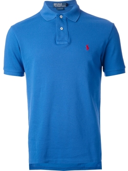 Polo Ralph Lauren   - Slim Fit Polo Shirt