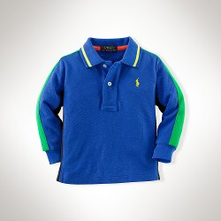 Ralph Lauren - Color-blocked Polo Shirt