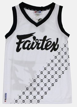 MMABLAST - Fairtex Basketball Jersey