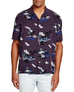 Paul Smith - Hawaiian Print Shirt