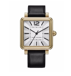 Marc Jacobs - Vic Leather Strap Watch
