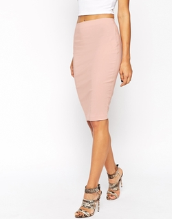 Asos - High Waisted Pencil Skirt