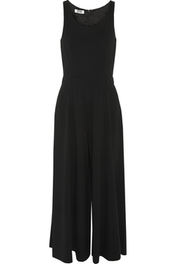 Moschino - Crepe Wide-Leg Jumpsuit