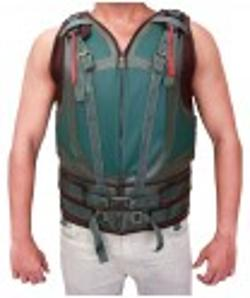 Desert Leather - Tom Hardy Vest Jacket New Bane Costume