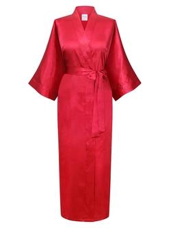 Swhiteme - Kimono Robe