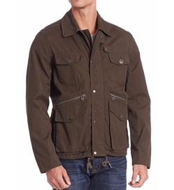 Saks Fifth Avenue Collection  - Modern Hunting Jacket