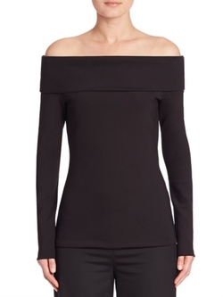 The Row  - Lupino Off-The-Shoulder Top