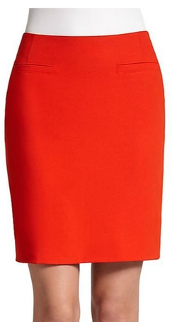 Akris - Crepe Pencil Skirt