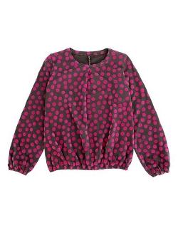 Manila Grace - Polka Dots T-Shirt