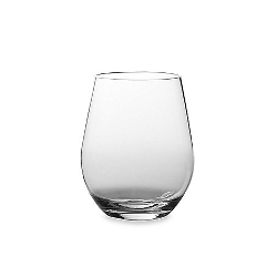 Bed Bath & Beyond - Shatterproof Clear Stemless Red Wine Glass
