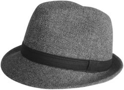 "Brims  - ""Windsor"" Fedora Hat"