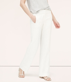 Loft  - Wide Leg Trousers