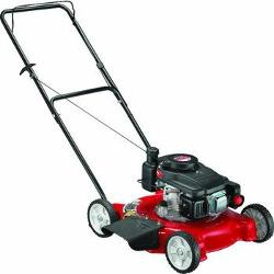 Yard Machines  - 11A-02SB700 140cc Push Mower