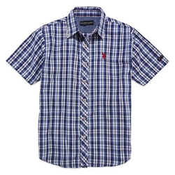 U.S. Polo Assn. - Short-Sleeve Woven Shirt