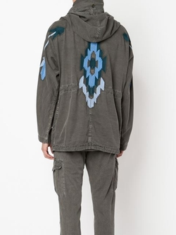NSF - Embroidery Detail Parka