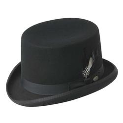 Bailey - Wool Felt Top Hat