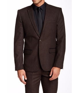 Edge By Wd.ny - Peak Lapel Suit Separates Jacket