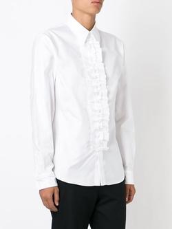 Alexander Mcqueen - Ruffled Shirt