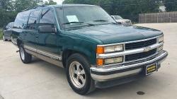 Chevrolet  - 1995 Suburban C1500 SUV