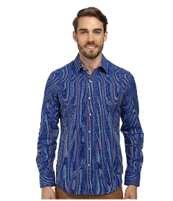 Robert Graham X  - Tailored Fit Woven Sport Shirt