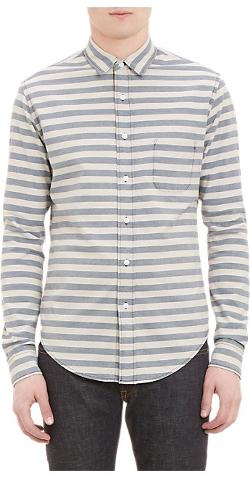 Simon Miller - Horizontal Beach-Stripe Shirt