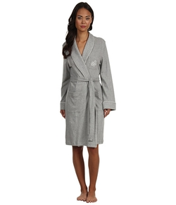 Lauren by Ralph Lauren - Quilted Collar & Cuff Robe