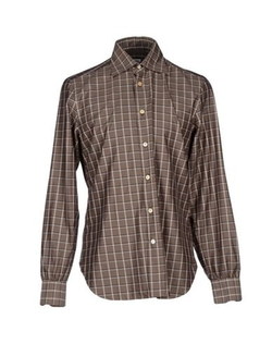 Kiton - Checked Shirt