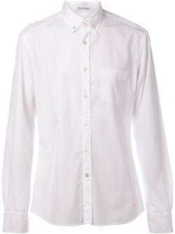 Tomas Maier - Poplin Slim Button Down Shirt