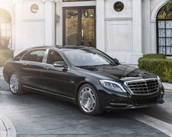 Mercesdes-Benz - Maybach Sedan