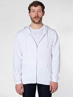 American Apparel - Flex Fleece Zip Hoodie