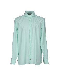 Luigi Borrelli Napoli  - Long Sleeve Shirt