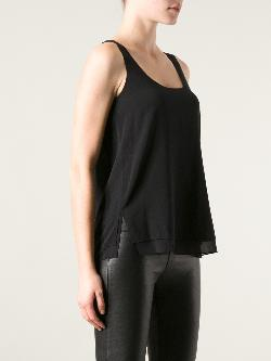 VINCE  - double layer tank top