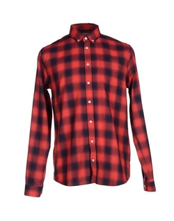 Libertine-Libertine - Check Button Down Shirt