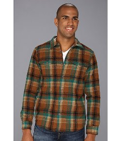 Prana - Flannel Shirt