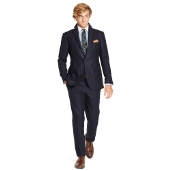 Polo Ralph Lauren - Bedford Flannel Striped Suit
