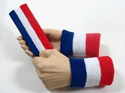SockTower - Headband Wristband Sports Athletic Sweatband