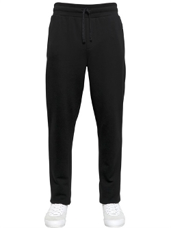 Dolce & Gabbana - Cotton Fleece Jogging Trousers