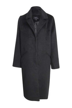 Boohoo Boutique - Allison Brushed Wool Look Coat